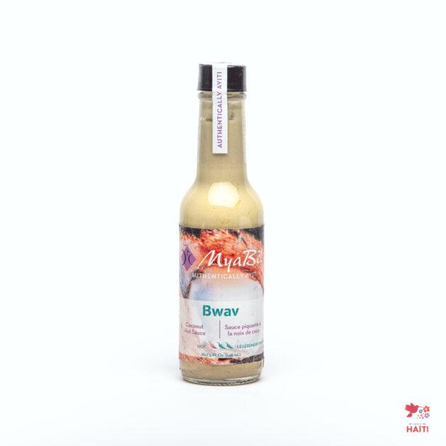 Hot Sauce / Mya Bel Bwav (5 Oz)