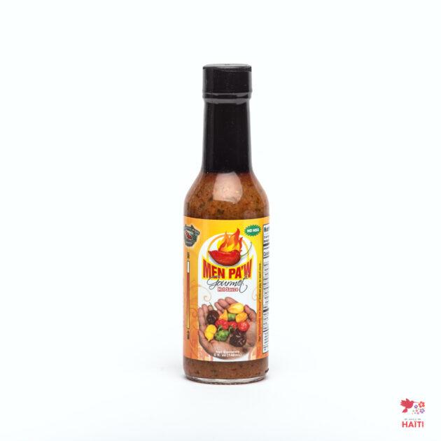 Men Pa'w Gourmet Hot Sauce (LA BOMBA) 5oz