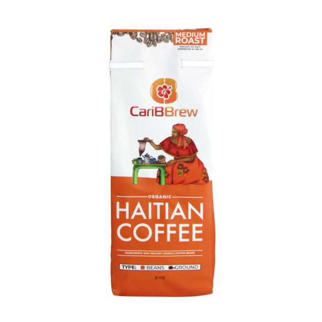 Haitian Coffee (Caribbrew)